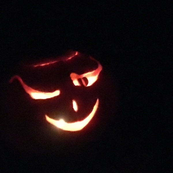 I carved this one!